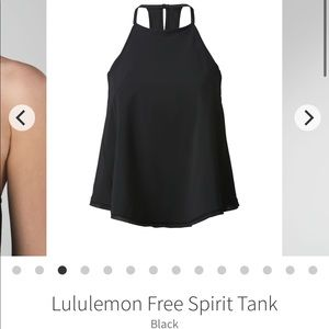 LULULEMON Free Spirit Tank